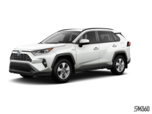 2019 Toyota RAV4 HYBRID XLE AWD Hybrid XLE
