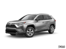 2019 Toyota RAV4 LE AWD WITH BOOKS