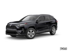 2019 Toyota RAV4 AWD LE WITH BOOKS