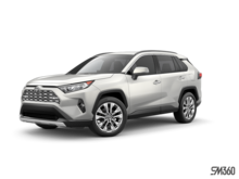 2019 Toyota RAV4 LIMITED WITH BOOKS