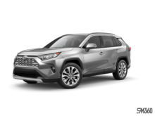 2019 Toyota RAV4 LIMITED AWD Limited