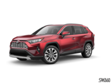 2019 Toyota RAV4 AWD LIMITED Limited