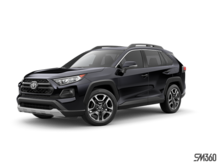 2019 Toyota RAV4 TRAIL AWD WITH BOOKS