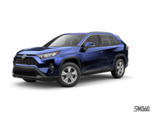 2019 Toyota RAV4 XLE WITH BOOKS