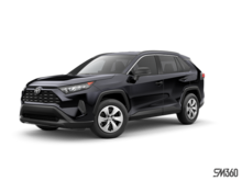 2019 Toyota RAV4 LE WITH BOOKS