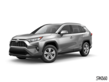 2019 Toyota RAV4 FWD XLE WITH BOOKS/NO KEY CODE.. ORIG KEY