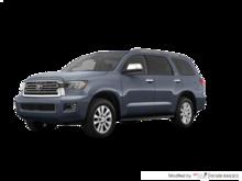 2019 Toyota SEQUOIA 4WD PLATINUM 5.7L Platinum