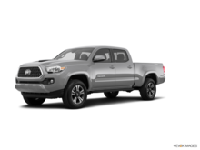 2019 Toyota TACOMA 4X4 DOUBLECAB V6 6A SD CARD WITH BOOKS