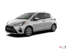 2019 Toyota YARIS HATCHBACK 5DR LE 4A WITH BOOKS
