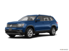 2019 Volkswagen Atlas Comfortline 3.6L 8sp at w/Tip 4MOTION