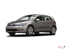 2019 Volkswagen E-Golf Comfortline w/ Technology, Leather & Driver Assist