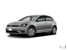 2019 Volkswagen Golf Comfortline 5-door Manual