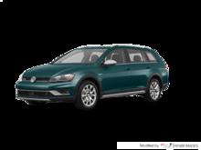 2019 Volkswagen Golf Alltrack 1.8T Execline DSG 6sp at w/Tip 4MOTION