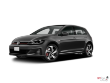 2019 Volkswagen Golf GTI Rabbit 5-door DSG  - Heated Seats
