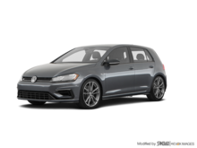 2019 Volkswagen Golf R 2.0TSI 288HP 7SP DSG AUTO 4MOTION