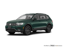 2019 Volkswagen Tiguan Comfortline 4MOTION