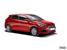 2020 Hyundai Accent 5 DOOR PREFERRED AUTO