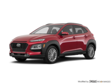 Hyundai Kona Luxury 2020