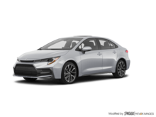 2020 Toyota COROLLA XSE CVT SE