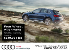 June Wheel Alignment Promotion