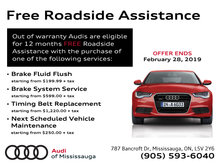 Free Roadside Assistance