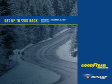 Dunlop/Goodyear Tire Rebate