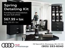Spring Detailing Kit