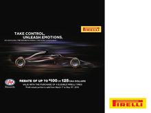 Pirelli - Spring 2019 Rebate