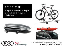 June Roof Accessory Promotion