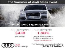 Summer of Audi Sales Event | 2019 Audi Q5