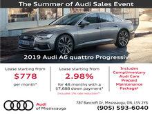 Summer of Audi Sales Event | 2019 Audi A6
