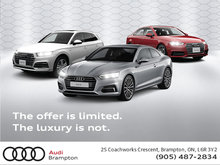4 Day Audi Certified :plus Sales Event