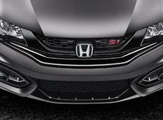Les récompenses de la Honda Civic SI Coupé