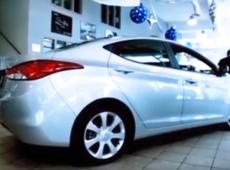 L'Elantra 2011 chez Hyundai Casavant!