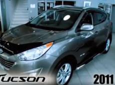 Le Tucson 2011 chez Hyundai Casavant!