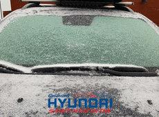 Une manière simple de déglacer les vitres de votre véhicule