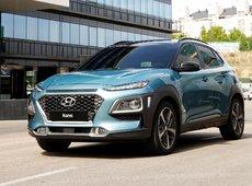 Le Hyundai Kona 2018