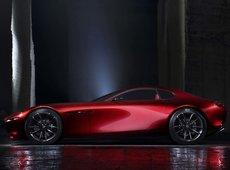 Le retour du moteur rotatif chez Mazda