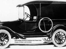 La grande histoire des camions de la marque Dodge