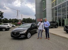 Enjoy your new Mazda 3 GT 2017 Perasath Pakavathkumar !!
