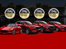 Les meilleurs achats Mazda du Guide l'Auto 2018 !