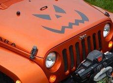 Cette fête d'Halloween, décore ton Jeep !