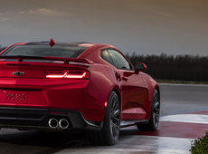 The All-New 2017 Camaro ZL1: Mind over Muscle