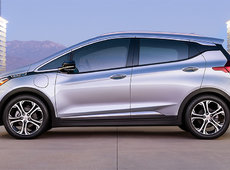 The All-Electric 2017 Chevrolet Bolt EV