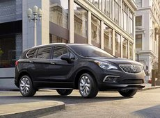 2017 Buick Envision: All New and Beautiful