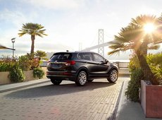 2017 Buick Envision: Luxury in Canada