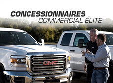 Commercial Elite Repentigny Chevrolet