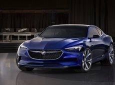 Le nouveau concept Avista par Buick