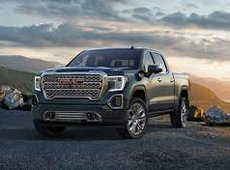 New Sierra GMC 2019