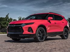2019 new Chevrolet Blazer!